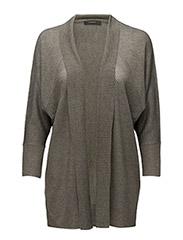 Sweaters cardigan - FOG BEIGE