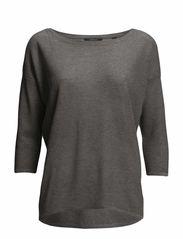 Sweaters - FOG BEIGE