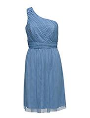 Dresses light woven - BLUE LAVENDER