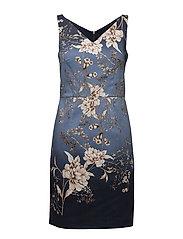 Dresses woven - BLUE