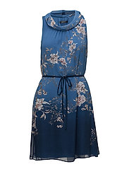 Dresses light woven - BLUE