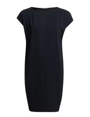 Dresses knitted - DARK NIGHT BLUE