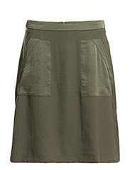 Skirts light woven - URBAN OLIVE
