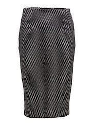 Skirts knitted - BLACK 2