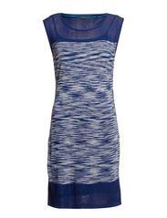 Dresses flat knitted - BLUE SECRET