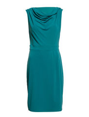 Dresses knitted - ALOA GREEN