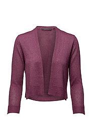 Sweaters cardigan - BERRY PURPLE