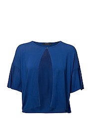 Sweaters cardigan - BRIGHT BLUE