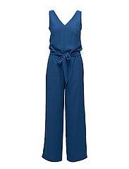 Overalls woven - BRIGHT BLUE