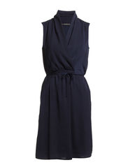 Dresses light woven - DARK NIGHT BLUE