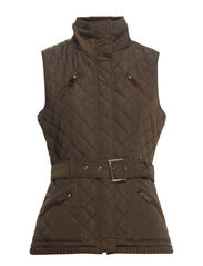 Vests outdoor woven - KHAKI OLIVE