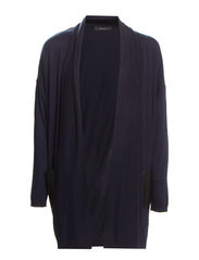 Sweaters cardigan - DARK NIGHT BLUE