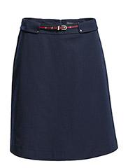 Skirts woven - NAVY 4