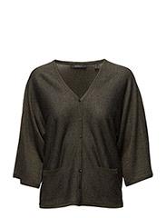 Sweaters cardigan - LIGHT KHAKI 5
