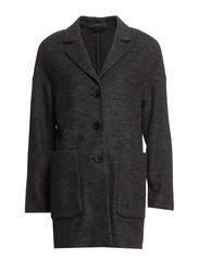 Coats woven - DK SKY GREY MELANGE