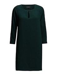 Dresses light woven - TEAL GREEN