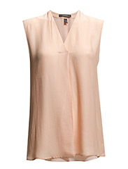 Blouses woven - NUDE