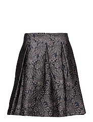 Skirts woven - ANTHRACITE