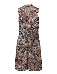 Dresses light woven - PASTEL GREY