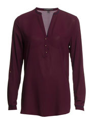 Blouses woven - MADISON RED