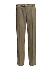 Pants woven - LIGHT TAUPE