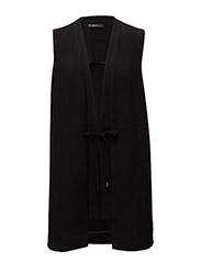 Vests indoor woven - BLACK