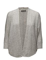 Sweaters cardigan - LIGHT GREY 5
