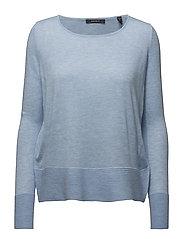 Sweaters - LIGHT BLUE 5