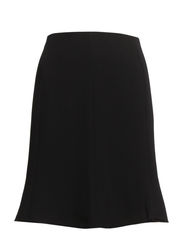 Skirts light woven - BLACK