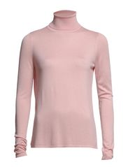 Sweaters - MAUVE PINK