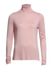 Sweaters - MAUVE PINK