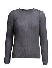 Sweaters - GRAPHITE GREY MELANGE