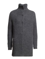 Sweaters cardigan - GRAPHITE GREY MELANGE