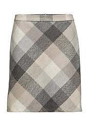 Skirts woven - LIGHT TAUPE