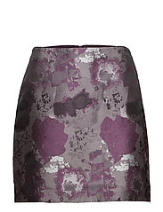 Skirts woven - DARK PURPLE 2