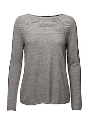 Sweaters - MEDIUM GREY 5