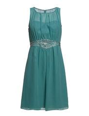 Dresses woven - FADED JADE