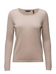 Sweaters - DUSTY NUDE