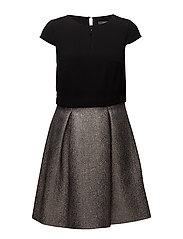 Dresses woven - COPPER