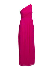 Dresses knitted - NEON PINK
