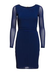 Dresses knitted - MAGIC BLUE