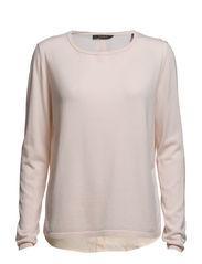 Sweaters - PEACH OPAL