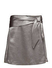 Skirts light woven - SILVER