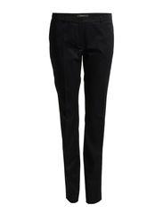 Pants woven - DK NAVY