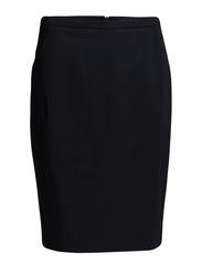 Skirts woven - DARK NAVY