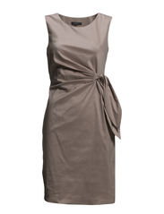 Dresses light woven - COSMOPOLITAN BEIGE