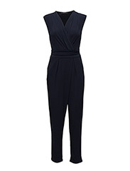 Overalls knitted - NAVY