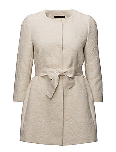 Coats woven - OFF WHITE