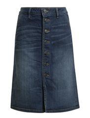 Skirts denim - E NICE BLUE