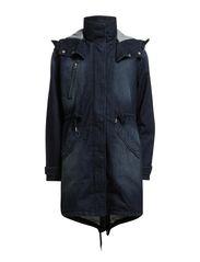 Jackets outdoor denim - INDIGO